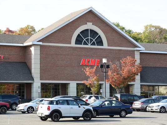 The Acme supermarket in Midland Park