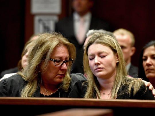Jamie Share Friedland, the widow of Dustin Friedland,