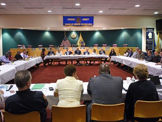 The Passaic County Drug Policy Advisory committee held