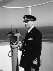 SS Andrea Doria Capt. Piero Calamai.