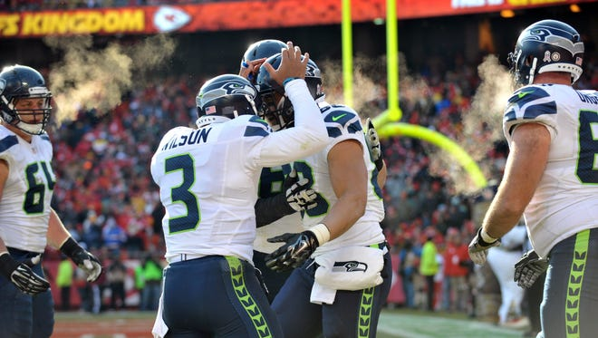 The 9-1 Arizona Cardinals take on the Seattle Seahawks on Sunday in an NFC West showdown in Seattle. Kickoff is at 2:05 p.m. (FOX). Here's a quick look at the Seahawks.