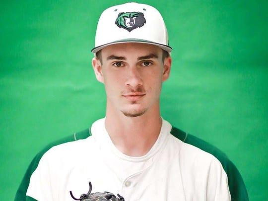 Brandyn Gatenby, Palmetto Ridge baseball