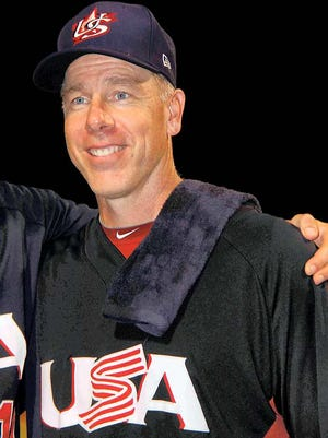 Linfield coach Scott Brosius led the USA 18U baseball team to the Pan American championships