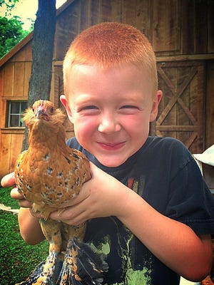 Students connect with the birds and also learn lifelong lessons about teamwork, responsibility and animal care.