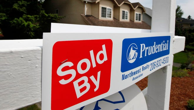 Home prices edged up just 1.7 percent in the region for the year ending in October.