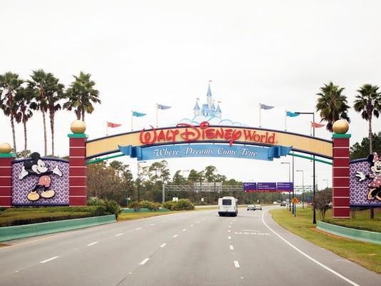 #stockphoto Walt Disney World Stock Photo