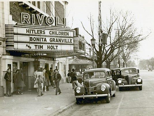 Rivoli in 1943