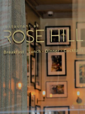 Restaurant at ROSE HILL opened at HGU New York Hotel