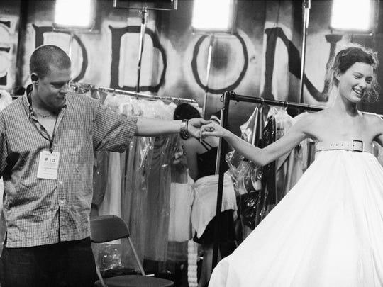 """""""McQueen"""" looks at the life of designer Alexander McQueen."""