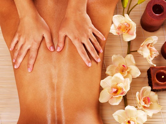 Many massages include aromatherapy.