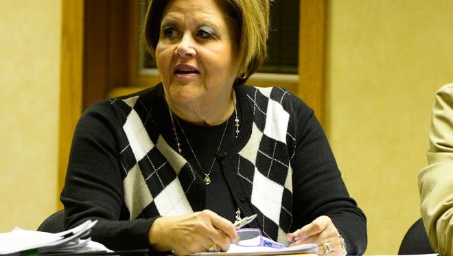 Kathy Stout, Fremont city council member.