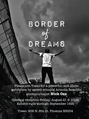 Treeo is thrilled to host a solo exhibition featuring the work of award-winning, Arizona Republic photojournalist Nick Oza
