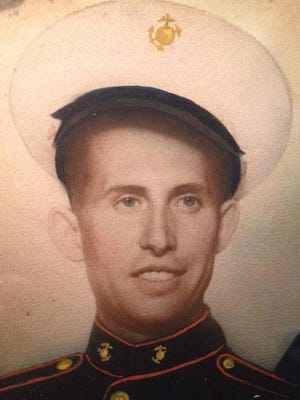 Private First Class Woodrow Wilson Grubb