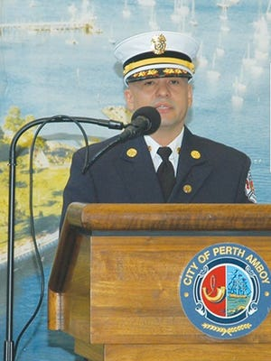 The Middlesex County Prosecutor's Office is investigating the death Saturday of Fire Chief Abraham Pitre.