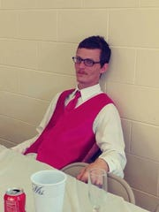 Brandon Greene, who died in June of a suspected overdose,