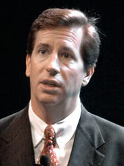 Charles C. Conaway, former chief executive of Kmart Corp., is shown May 15, 2001.