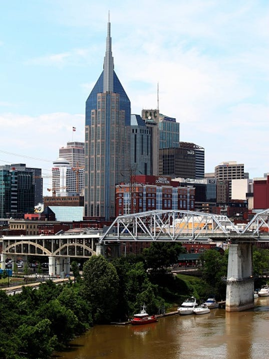 Nashville Cityscapes And City Views