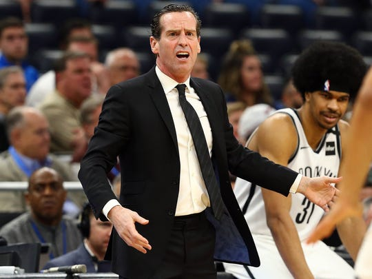 Kenny Atkinson parted ways with the Brooklyn Nets, and could be a candidate for the New York Knicks' head coaching job.