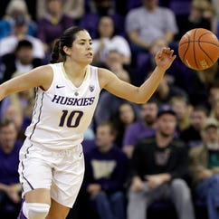 Kelsey Plum moves closer to record in No. 12 Washington's win over Colorado