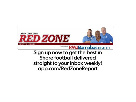 Sign up for the Red Zone Report.