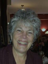 Dr. Vivien Fryd, professor of art history at Vanderbilt