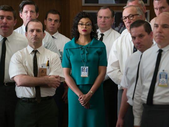 Taraji P. Henson stars as a woman who faces racial