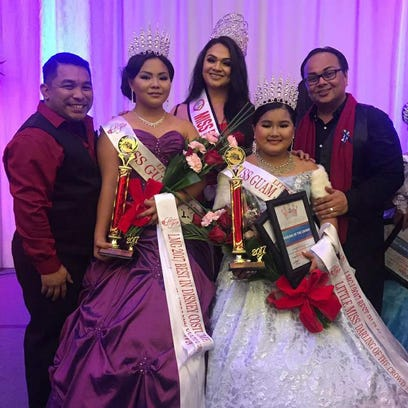 Little Miss Guam 2017 winners crowned
