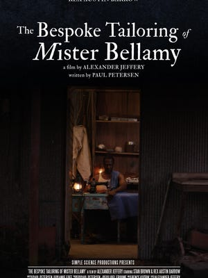 """The Bespoke Tailoring of Mister Bellamy"" is a short film by Alexander Jeffery and winner of the LAFP grand prize in 2015."