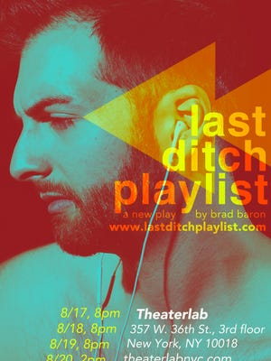 """Last Ditch Playlist"" poster"