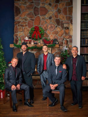 Face vocal band will perform Friday, November 24 at the Lincoln Center.