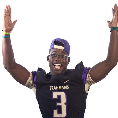 Jajuan Cherry, athlete on the Okeechobee High School
