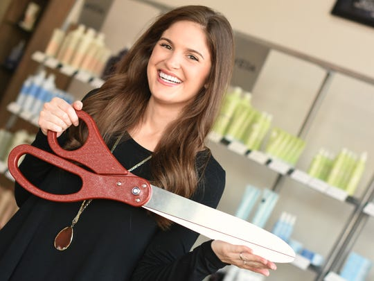 Maggie Dame will celebrate the grand opening of her Dame Salon Spa in De Pere from 6 to 9 p.m. Thursday.  On Saturday night, she'll be at Kenny Rogers' Christmas concert at the Resch Center Theatre.