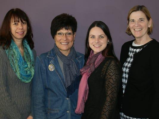 Beaver Dam PAVE Angie, Diane, Teresa N. Susan.jpg