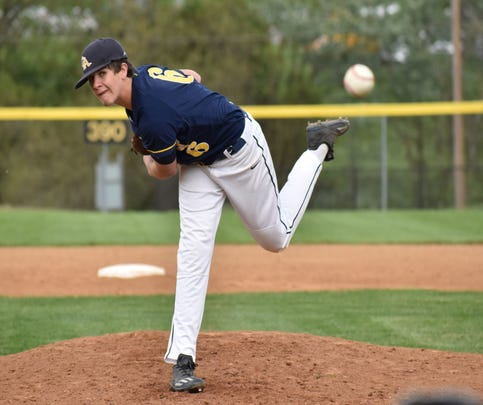 Greencastle's Nathan Starliper has verbally committed to play baseball at Virginia Tech
