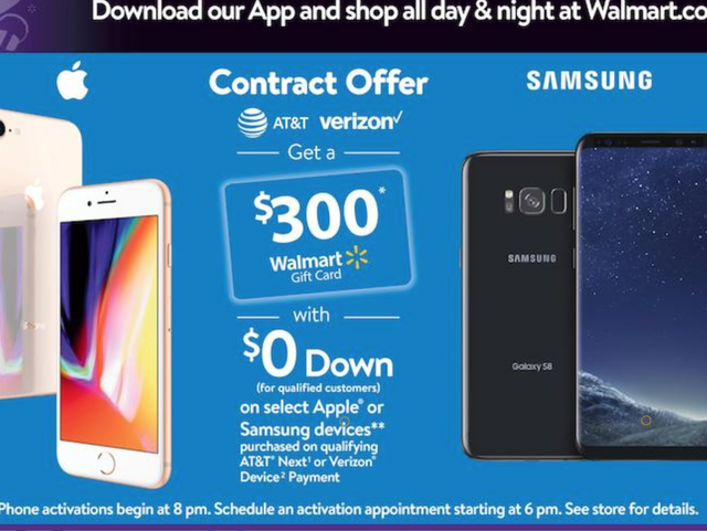 wholesale dealer 23b25 524ab Black Friday iPhone deal: Walmart, Target, Best Buy offer $200-$300 off