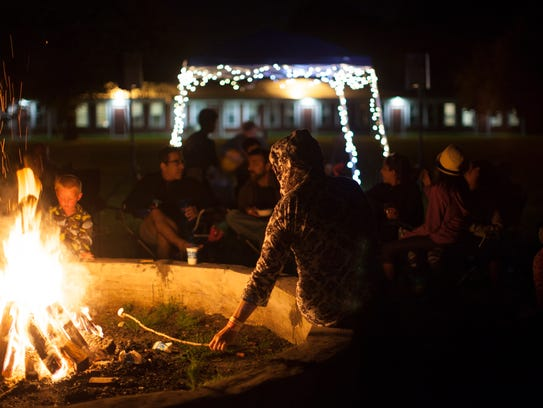 The South Jersey Arts Fest will include an overnight experience for those who want to camp and enjoy both days of the festival.