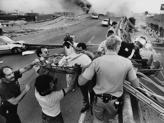 AP SAN FRANCISCO EARTHQUAKE ANNIVERSARY A USA CA