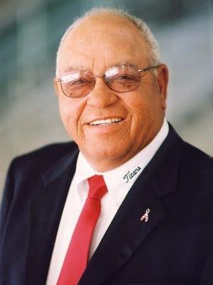 Herman Boone, retired Virginia Tech football coach