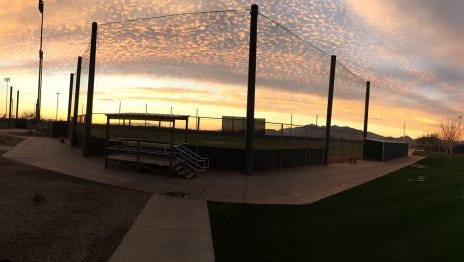 Reds pitchers and catchers report to Goodyear today.