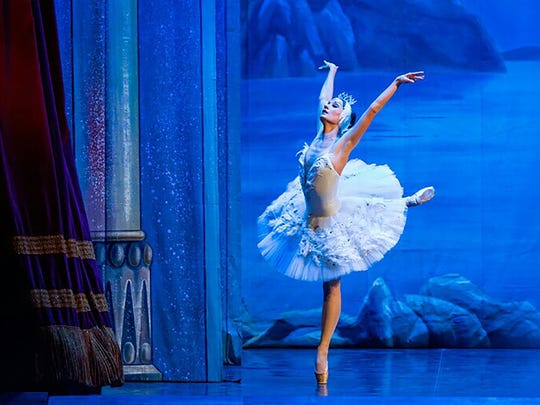 """– The Russian Grand Ballet is pleased to announce the performance of Pyotr Ilyich Tchaikovsky's """"Swan Lake"""" in Rahway, on Friday, September 23 at the Union County Performing Arts Center."""