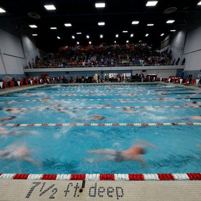 WIAA Division 2 Boys State Swim Meet