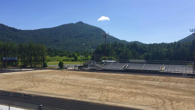 Reynolds is in the process of having its artificial turf field replaced.