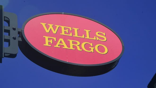 Wells Fargo said it plans to lay off 46 employees in its Menomonee Falls wealth management unit starting in October.