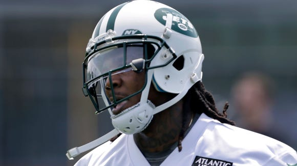 Jets running back Chris Johnson spent his first six NFL seasons with the Titans.