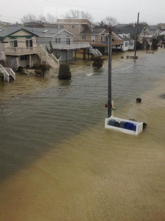Lbi Flooding