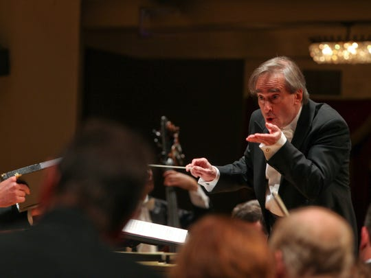 James Conlon conducting, with tenor Ben Bliss, making his May Festival debut.