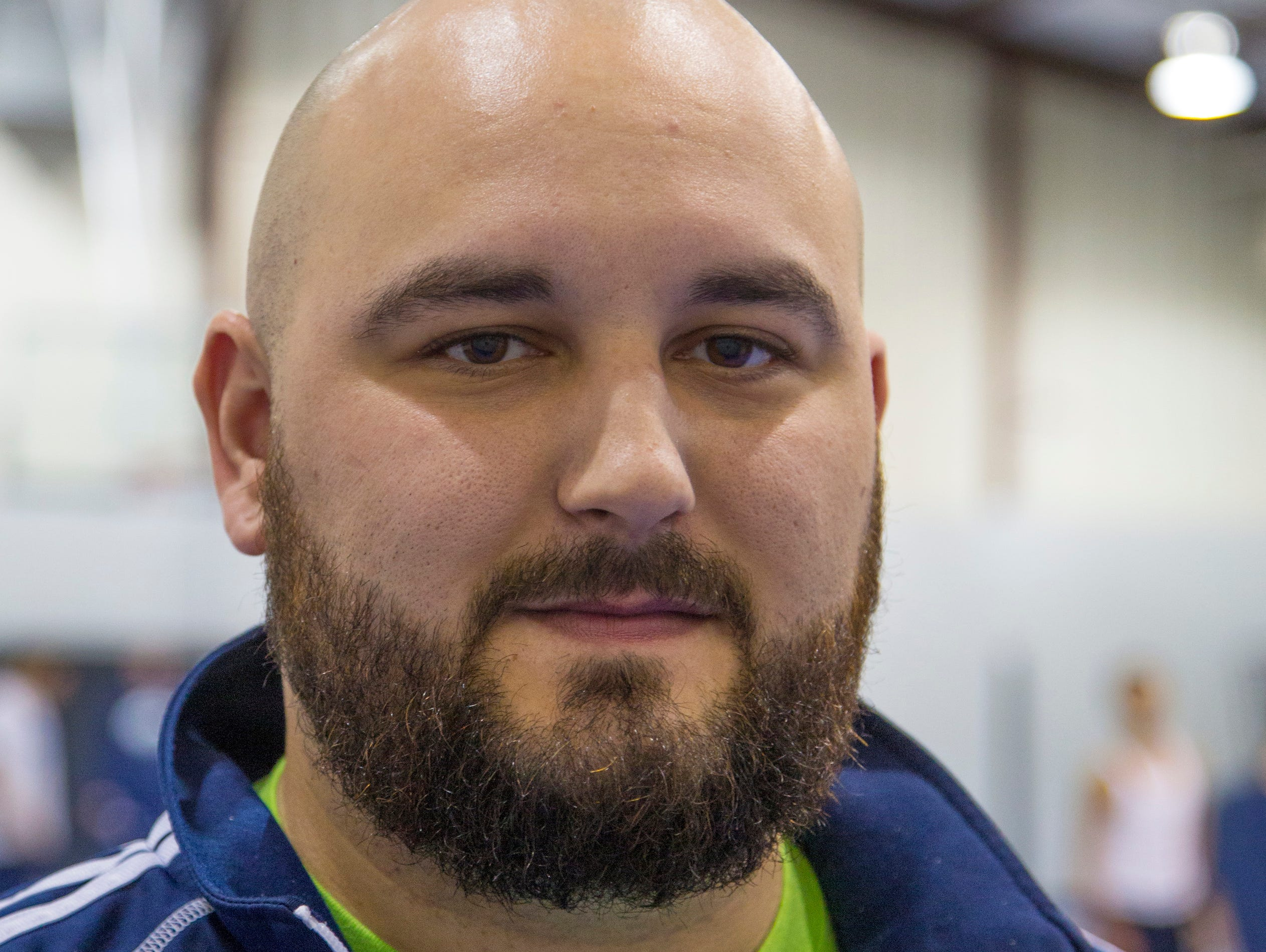 Dustin Sperling, Woodward Academy coach