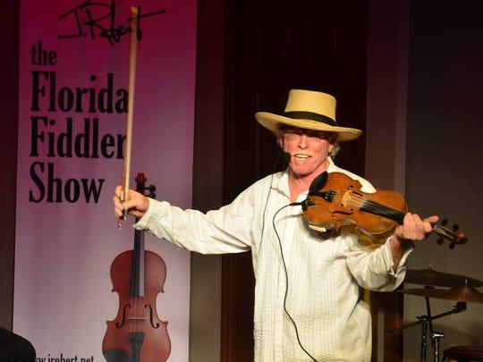 J. Robert stars on Marco Island Saturday.