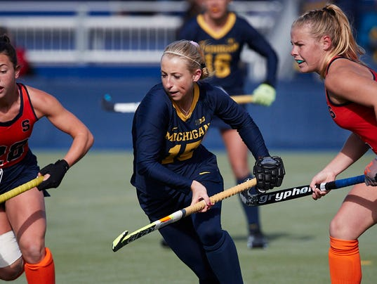 NCAA Tournament Womens Field Hockey vs Syracuse
