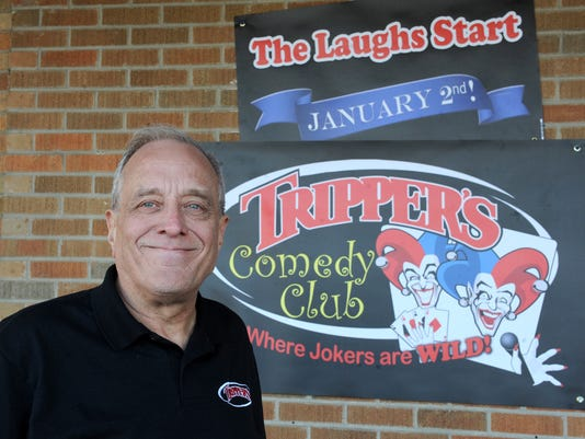 trippers_comedy_sign